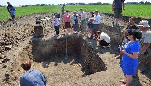 На Полтавщині археологи знайшли скіфське золото