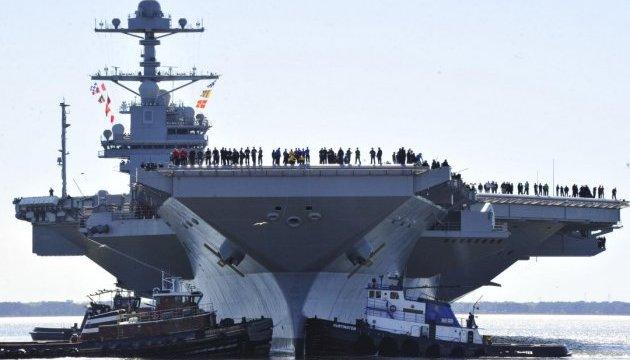 США і Південна Корея відновлять спільні військові навчання