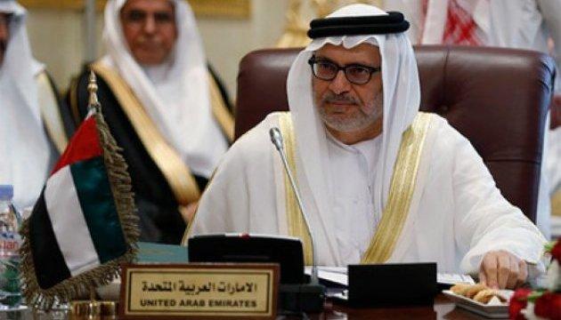 ОАЕ виставили умову для відновлення діалогу з Катаром