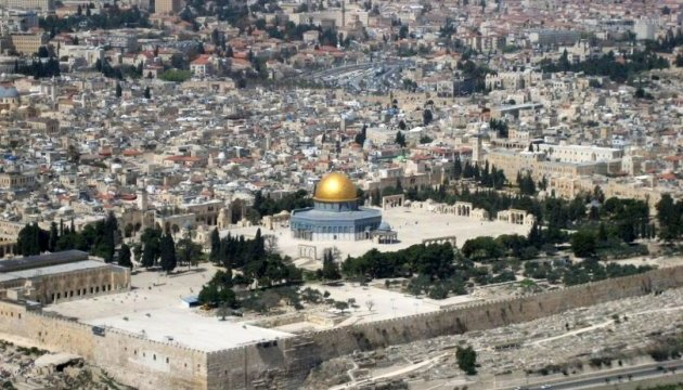 Израиль приветствует решение перенести посольство США в Иерусалим в мае