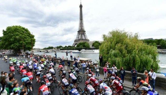 Британець Фрум учетверте виграв велогонку