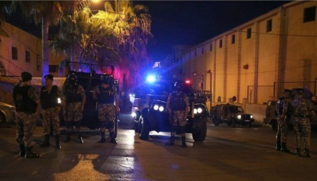 На посольство Израиля в Иордании совершено нападение
