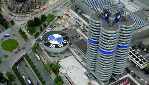 BMW заперечує картельну змову з іншими автовиробниками