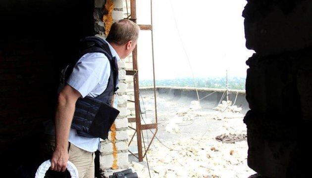 US Special Representative for Ukraine: Hot war, not frozen conflict in Donbas. Photos