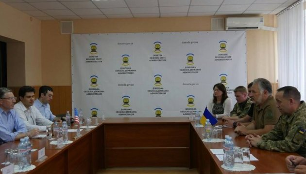 Жебривский рассказал, о чем говорил со спецпредставителем США
