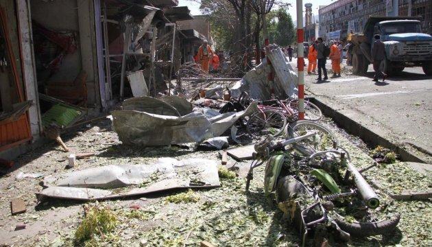 Взрыв в Кабуле: число жертв возросло до 35