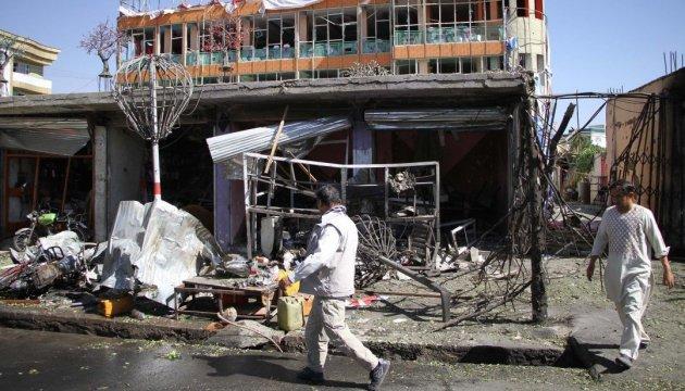 Кількість жертв теракту в одній із мечетей Кабула зросла до 56