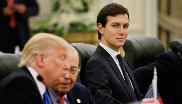Зять Трампа подтвердил четыре встречи с россиянами