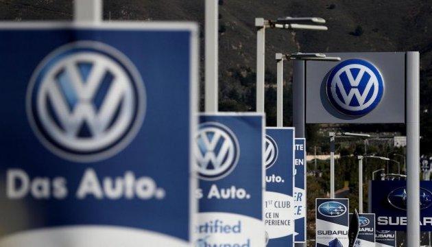 В суд ФРГ поступил первый иск против Volkswagen из-за