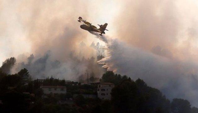 У Канаді продовжити надзвичайний стан через лісові пожежі