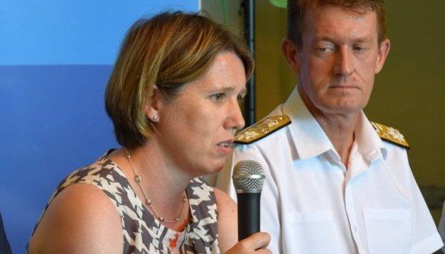 British Ambassador Gough: Security of Ukraine is security of Europe