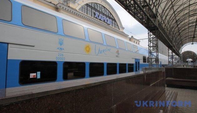 Из Киева до Харькова можно будет доехать на двухэтажном поезде