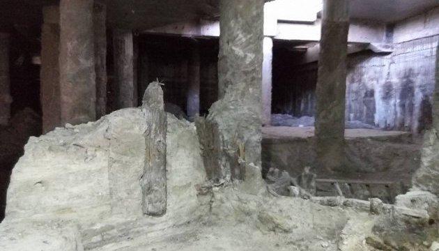 У Кличко заверили, что раскопки на Почтовой площади - под постоянным контролем