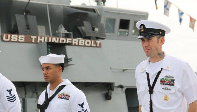Корабль ВМС США обстрелял иранское судно, которое подошло слишком близко - СМИ