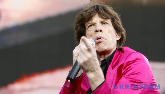 Мик Джаггер онлайн открыл выставку о The Rolling Stones