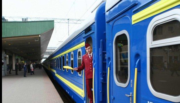 На Ривненщине из-за карантина поезда будут проходить транзитом