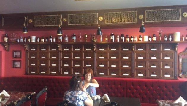 У Львові на місці історичної аптеки відкрили музей-кондитерську
