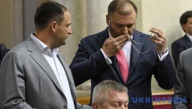 Добкин подал апелляцию и пообещал, что не сбежит из Украины