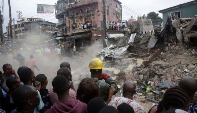 Взрыв газа в Нигерии: пятеро погибших