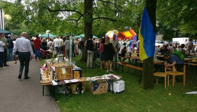 У Мюнхені відзначили свято українського борщу