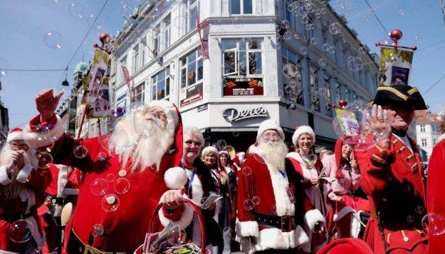 Копенгаген празднует