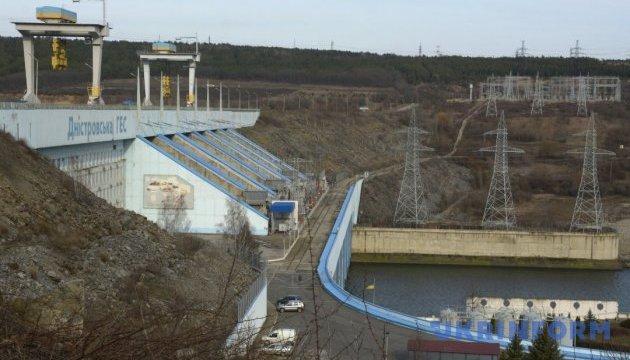 Украинские ГЭС в этом году выработали электроэнергии на 31% больше - Госстат