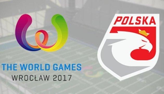 乌克兰在2017年世界运动会上斩获第2枚银牌