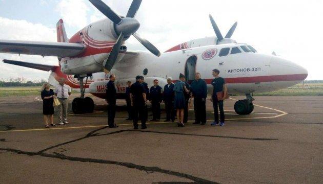 Українські рятувальники повернулися з Чорногорії