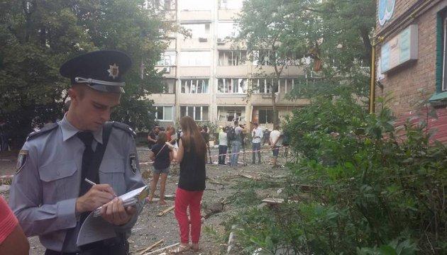 36 Menschen nach Explosion in Hochhaus in Studentenheim untergebracht