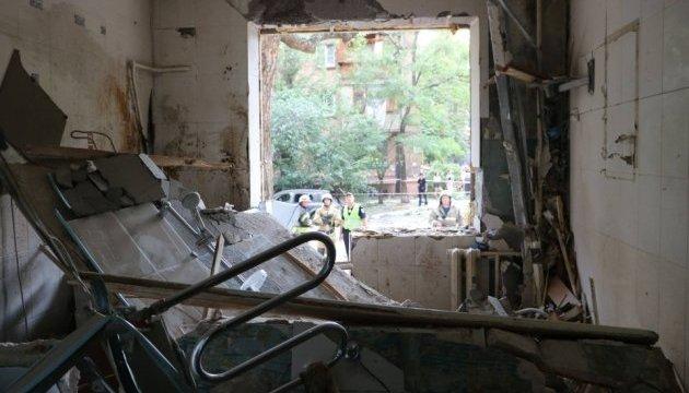 У Єревані стався вибух у житловому будинку