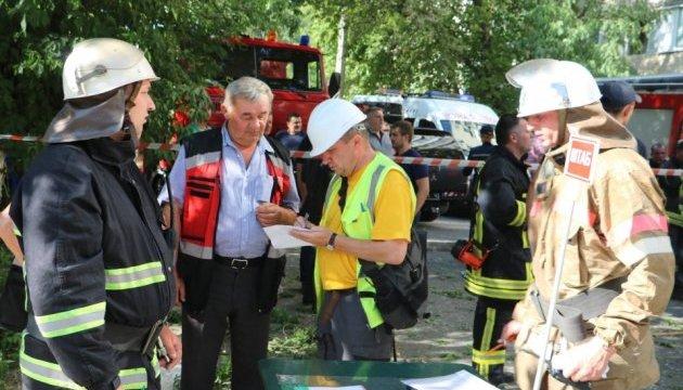 Взрыв в доме в Киеве: для 36 человек нашли временное жилье