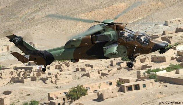 Німецький вертоліт місії ООН зазнав аварії в Малі