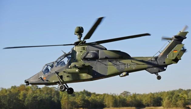 Обидва пілоти гелікоптера ВПС ФРН, що розбився в Малі, загинули