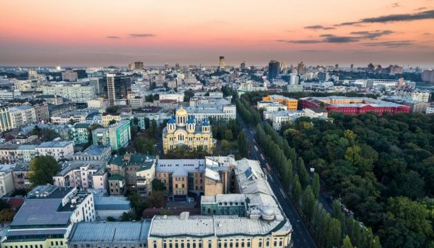 Over 282,000 foreigners visited Kyiv in 1st quarter 2017