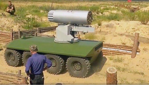 """Waffentest: Poroschenko begeistert von """"Phantom 2"""" - Video"""
