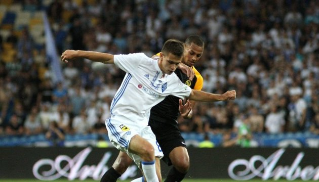 Dynamo beats Young Boys, secures spot in Europa League knockout stage
