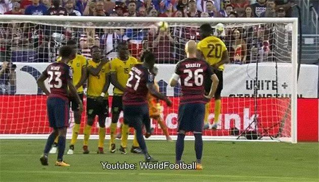 Футбольна збірна США виграла Золотий кубок КОНКАКАФ