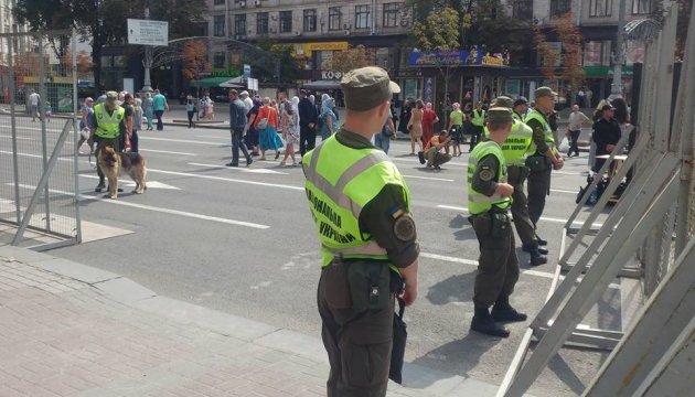 Крестный ход: полиция насчитала 15 тысяч верующих, грубых нарушений нет