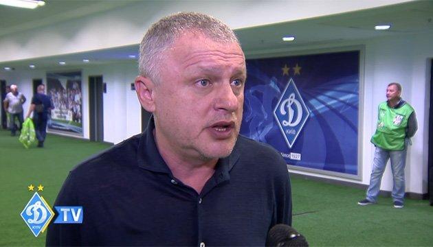 Суркис отпустит Ярмоленко, если поступит предложение