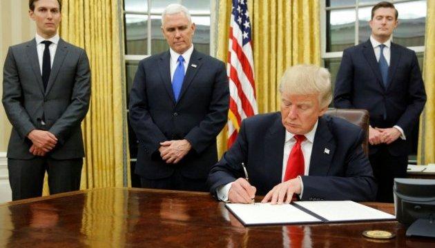 В Белом доме уверяют, что Трамп поддержит новые санкции