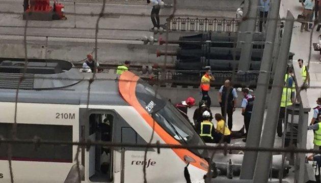 Аварія потяга в Барселоні: кількість постраждалих збільшилася до 54