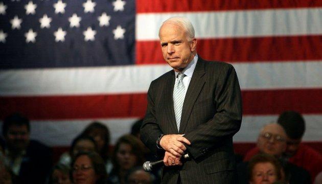 Непокорённый сенатор Маккейн