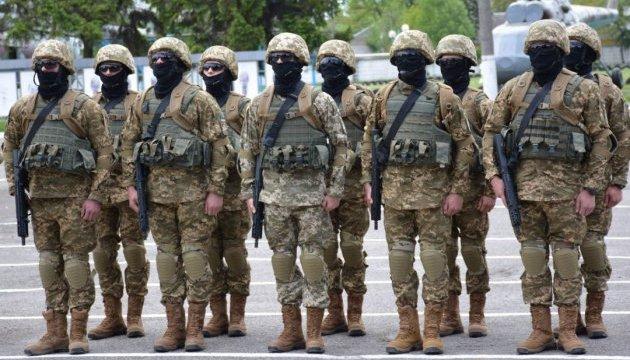 Турчинов: Силы спецопераций стали образцом для всей армии