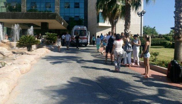 Украинцы не пострадали во время пожара в турецком отеле - МИД