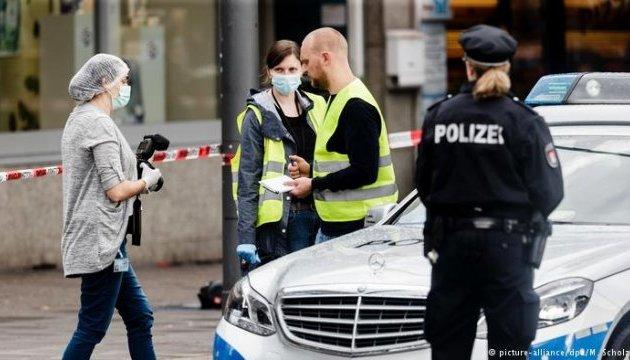 Нападника на відвідувачів ТЦ в Гамбурзі вважають ісламістом-одинаком