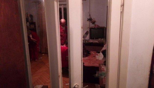 Во Львове прогремел взрыв в многоэтажке