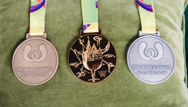 Украина вошла в ТОП-5 Всемирных игр: 25 наград