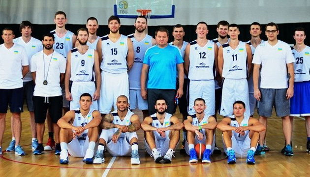 Українські баскетболісти програли другий матч на товариському турнірі у Трентіно