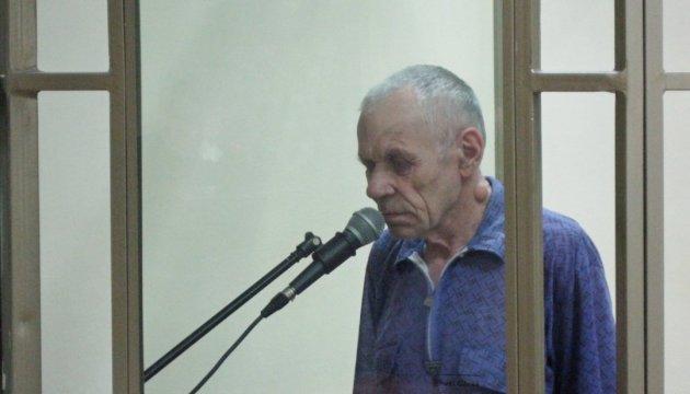 En Russie, un Ukrainien de 61 ans a été condamné à 12 ans de prison ferme pour terrorisme