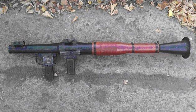 L'état-major ukrainien a montré le trophée d'armes prises à Novotochkivske